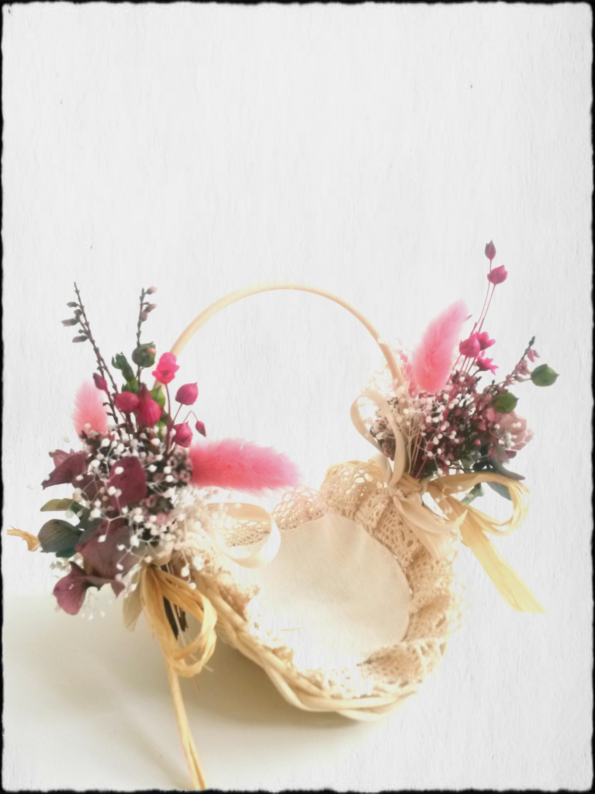 Arras porta anillos novelle novias - Cosas para preparar una boda ...