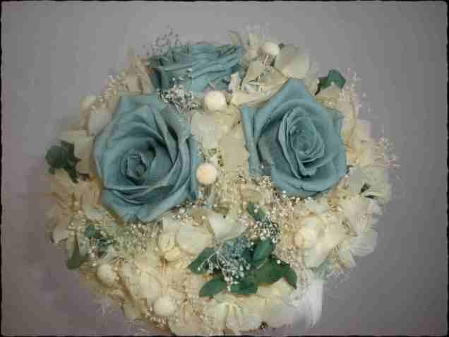 Bouquet Sesión Azul