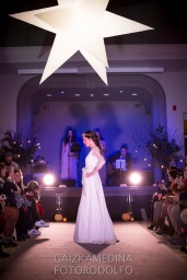 Desfile NOVELLE novias en THE WEDDING DAY 2016 Foto: GAIZKAMEDINA