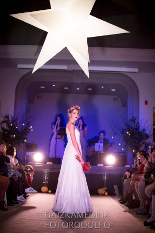 Desfile NOVELLE novias en THE WEDDING DAY 2016 Foto: GAIZKAMEDINA
