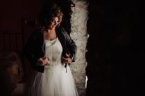 Vestido NOVELLE Novias -Boda Amaia& Bea - Foto: Xabi Vide