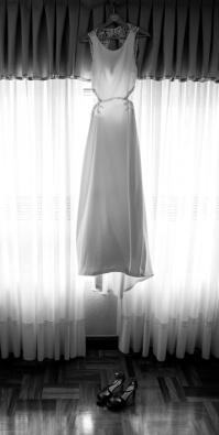 Omaira - Vestido NOVELLE. Foto-Edu de la Parte.
