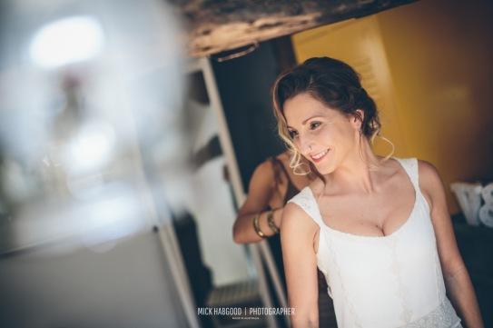 Vestido y Ramo NOVELLE-Vanessa & Iñaki, 2017. Mick Habgood Photographer.
