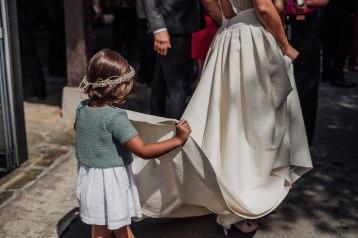 Vestido NOVELLE novias, Foto: XABI VIDE