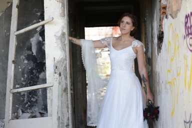 Vestido NOVELLE - Foto: Bego Elexpe