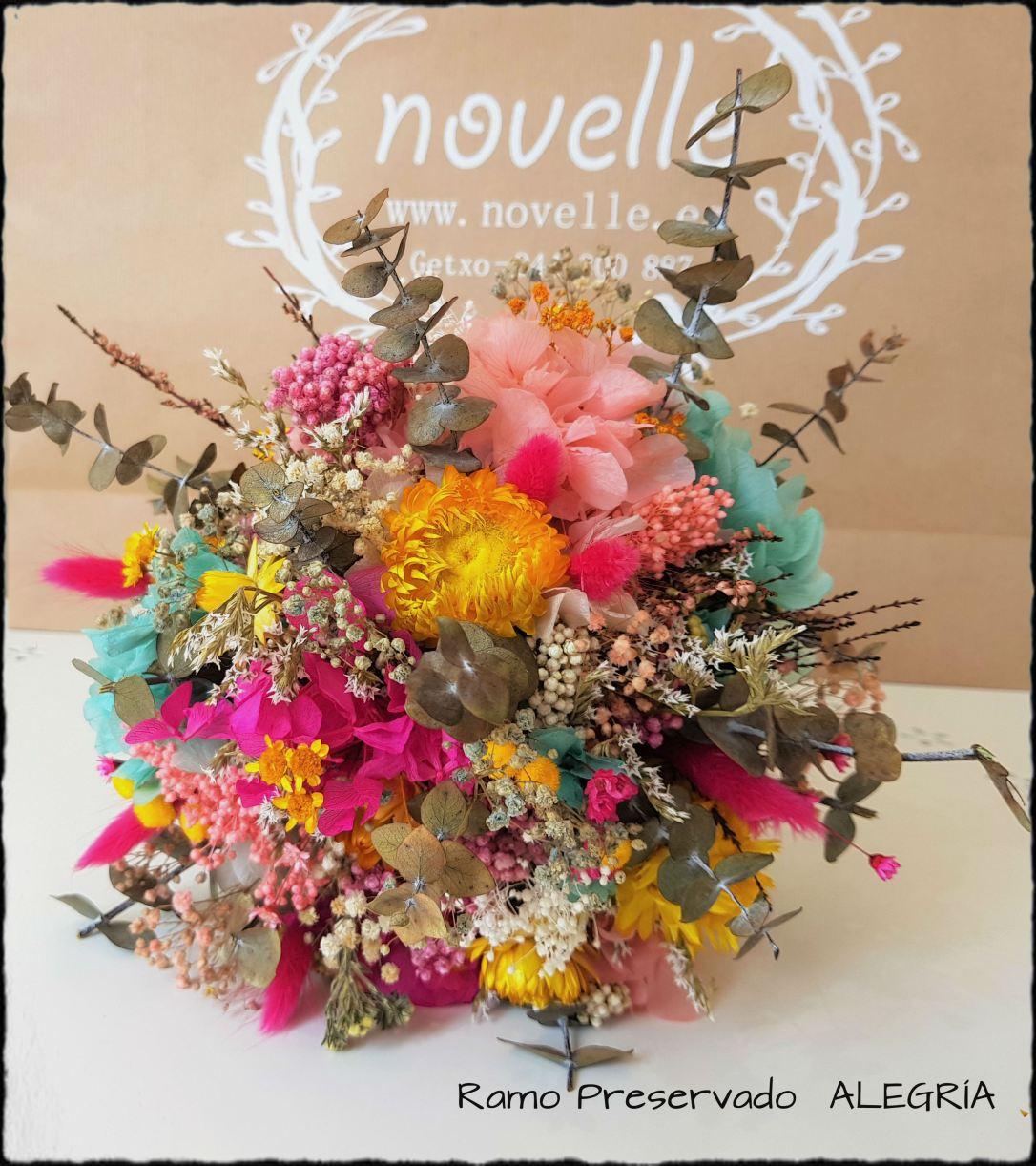 NOVELLE -ramo alegria-1