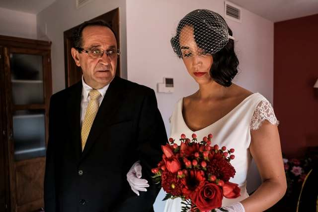 Vestido NOVELLE - Foto:Rocío Vega