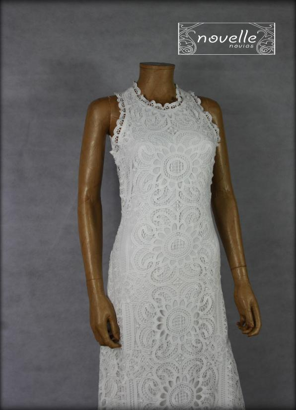 Vestido Dandré - NOVELLE novias