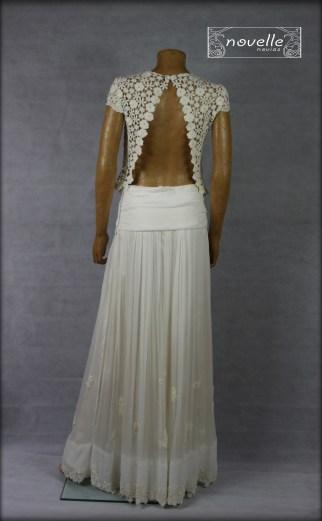 Vestido Diamanet - NOVELLE novias