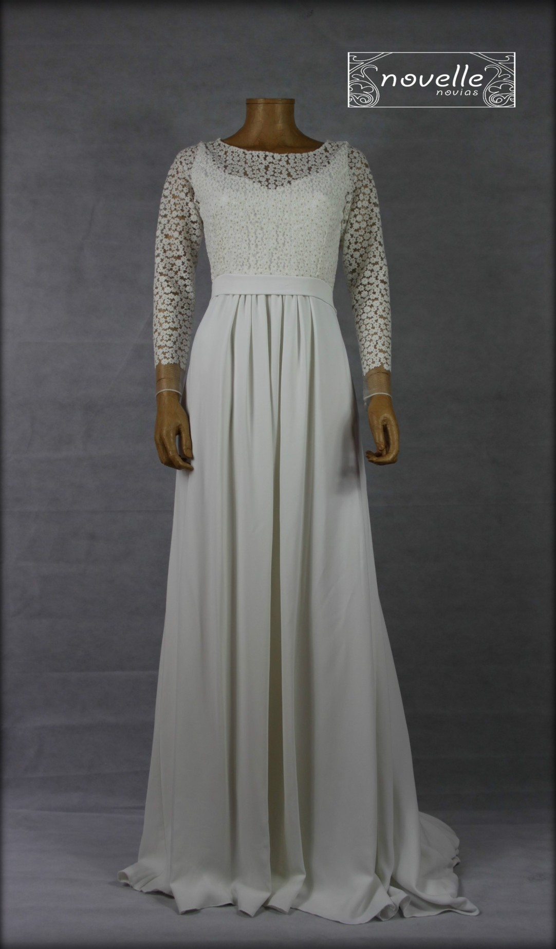 Vestido Dalia - NOVELLE novias