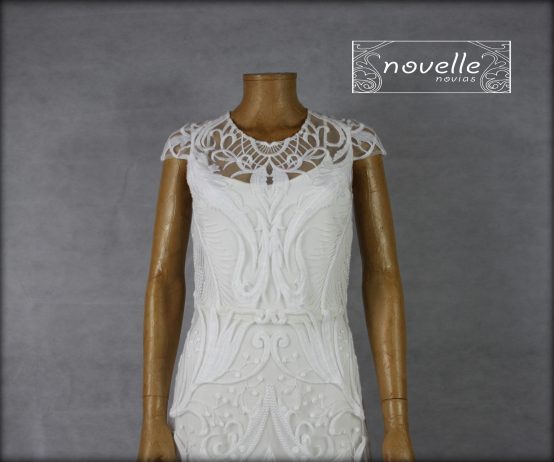 Vestido Dinamarca - NOVELLE novias