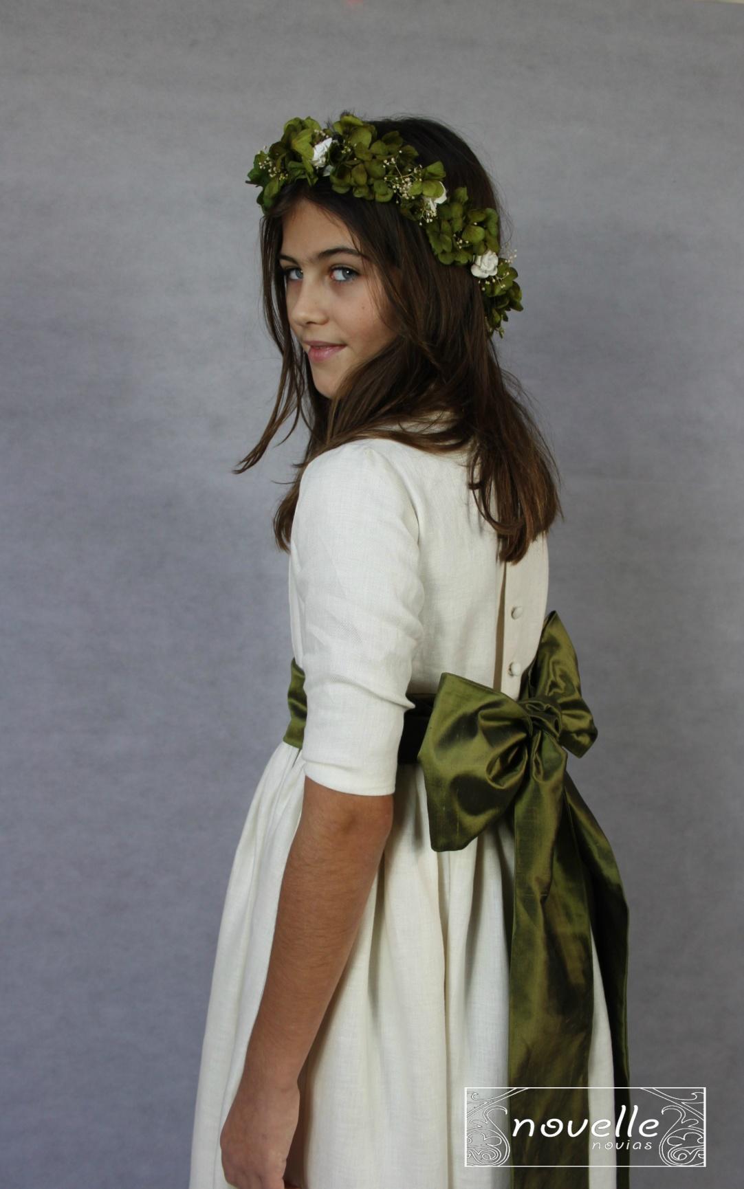 NOVELLE - COMUNIÓN , Modelo Cosette: