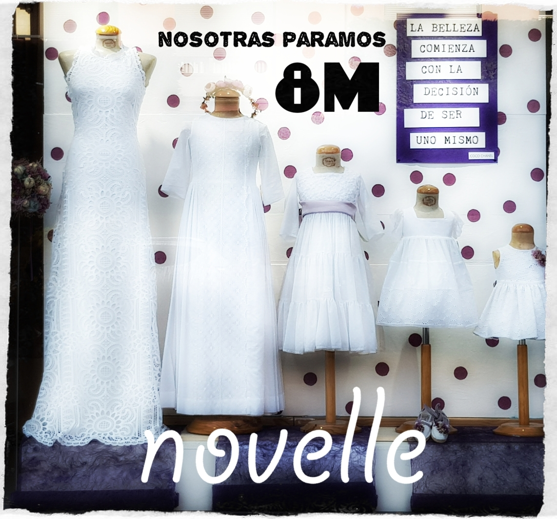 8M - NOVELLE PARO