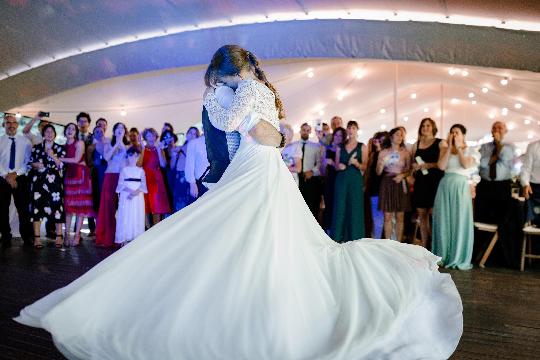 Vestido NOVELLE - Foto NEREA MORENO - María.-