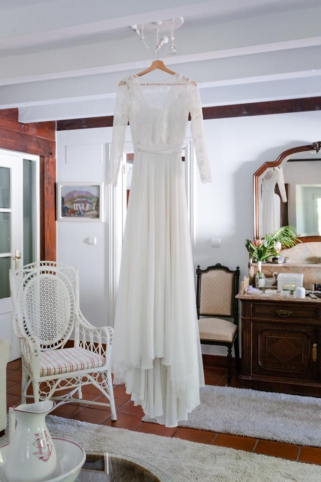 Vestido NOVELLE - Foto NEREA MORENO