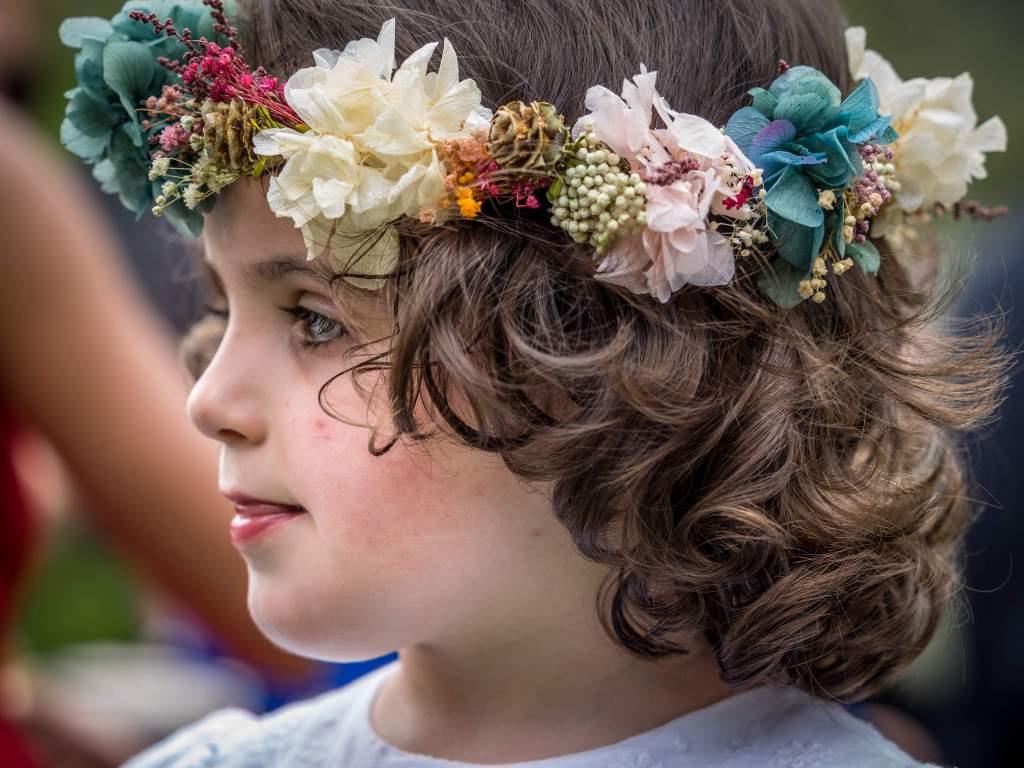 Corona flor preservada: NOVELLE - Foto: Jon Diez